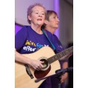 Stroke survivor finds her voice to perform with charity choir