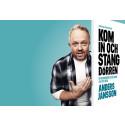 Påminnelse: Anders Jansson skriver på ny soloshow - välkommen på pressträff