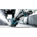 18V 125mm kolborstfri vinkelslip med automatisk hastighetsjustering