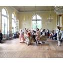 Barockfestens dans &  vett och etikett  söndag den 6 september på Skoklosters slott