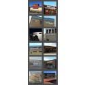 Montering av 13st inifrån belysta fasadskyltar till 5 fritisgårdar på uppdrag av Rinkeby-Kista stadsdelsförvaltning