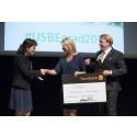 Umeå Energi delar ut uppsatsstipendium i samarbete med Handelshögskolan