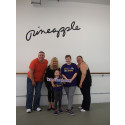 Stroke Awards winner takes steps to conquer stroke at Pineapple Dance Studios