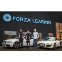 Forza Leasing køber andel i innovativt bilmagasin