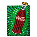 Coca-Cola-pullo 100 vuotta taiteen innoittajana