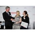 Toyota Logistic Design Competition 2014 -voittajat
