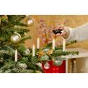 Trött på sladdar? Prova trådlösa julgransljus!
