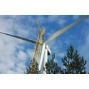 Fortums största vindkraftsanslutning någonsin