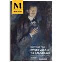 Sluttrapporten om Munch-jubileet i 2013 er klar