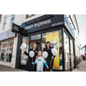 New Look Vision Express Store in Gosport Opened by Young Eye Cancer Survivor