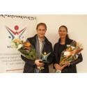 Microsoft vinnare av Womentorpriset 2014