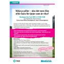 Inbjudan Almedalen Välja p-piller