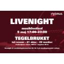 Rytmus Örebro Livenight