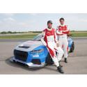 Alpina världsstjärnor kör Audi Sport TT Cup i helgen