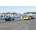 Jakten på Graff är igång – V8 Thunder Cars kommer till Anderstorp