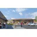 Aberdeen projektstartar nya Viksjö Centrum