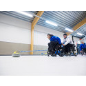 TCS continues partnership with Finnish Wheelchair Curling