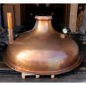 Historiska bryggeriföremål går under klubban – bli stolt ägare till en jättestor vörtpanna