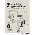 Rapport: Röster från skuggsamhället - att leva som papperslös i Sverige