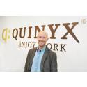 Spotifys Company Operations Director börjar på Quinyx