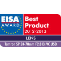 Tamron vinner EISA award for syvende året på rad!