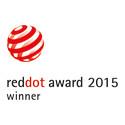 red dot award winner 2015