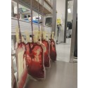 Viktigt att ge blod inför storhelgerna