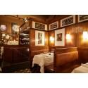 Romantiska alla hjärtans dag-middagar på Restaurang Prinsen, Zink Grill och Villa Godthem