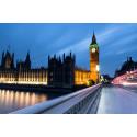 Drømmer om varm jul – reiser til London