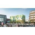 Kontrakt på spektakulært kontorbygg i Malmø