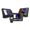 Garmin Striker fishfindere med CHIRP ekkoloddteknologi og innebygd GPS-mottaker