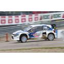 Volkswagen Dealer Team KMS stod pall i SM-premiären