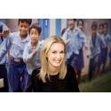 Jenny Strömstedt ny UNICEF-ambassadör