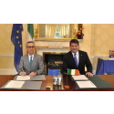 Irish Government signs seat agreement with Eurofound