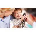 """Förebyggandet av vårdrelaterade infektioner hos små barn och den vinnande metoden """"Scrub the hub"""""""