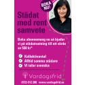 Kollegan är vårt viktigaste varumärke för vår Hemstädning i Stockholm