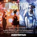 Vill du jobba som showartist utomlands?