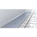 Godkända tätskikt för väggnära golvbrunnar