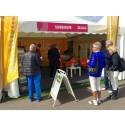 Succé för Sunbirdie under Helsingborg Open!