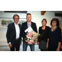 Oscar Magnusson är Årets Företagare i Grums 2015