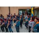 Scouter förenas i olika traditioner
