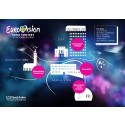 Stockholm hosts a two week festival during Eurovision Song Contest in May
