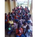 Mikaoni skolan förändras med litet bidrag från New Hope