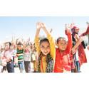 54 000 kr till Rädda Barnens arbete i Syrien