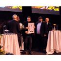 Selins Glasmästeri utses till Årets Företag i Glasbranschen 2015