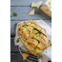 Apetit-resepti Pinaatti-valkosipulileipä