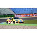 Race rapport från premiären på Hockenheim Scirocco R-Cup #12 Simon Larsson