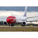 Norwegianilla hyvä liikenteen kasvu ja korkea käyttöaste toukokuussa