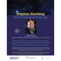 Stephen Hawking föreläser i Sverige