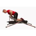 Keiron Fitness Bench+ (rodd)